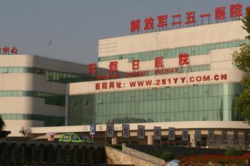 中国人民解放军第二五一医院皮肤科